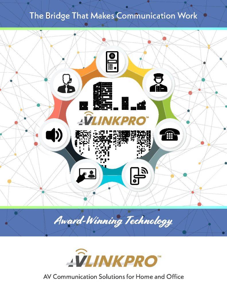 AV LinkPro -  Brochure